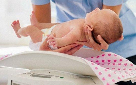 Dinh dưỡng cho trẻ sơ sinh nhẹ cân non tháng [Tài liệu dành cho ...