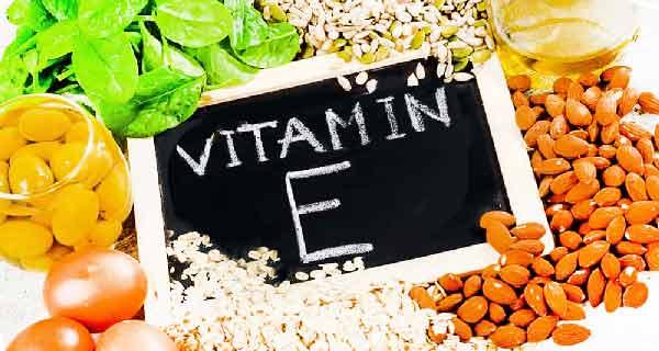 10. Vitamin E 1
