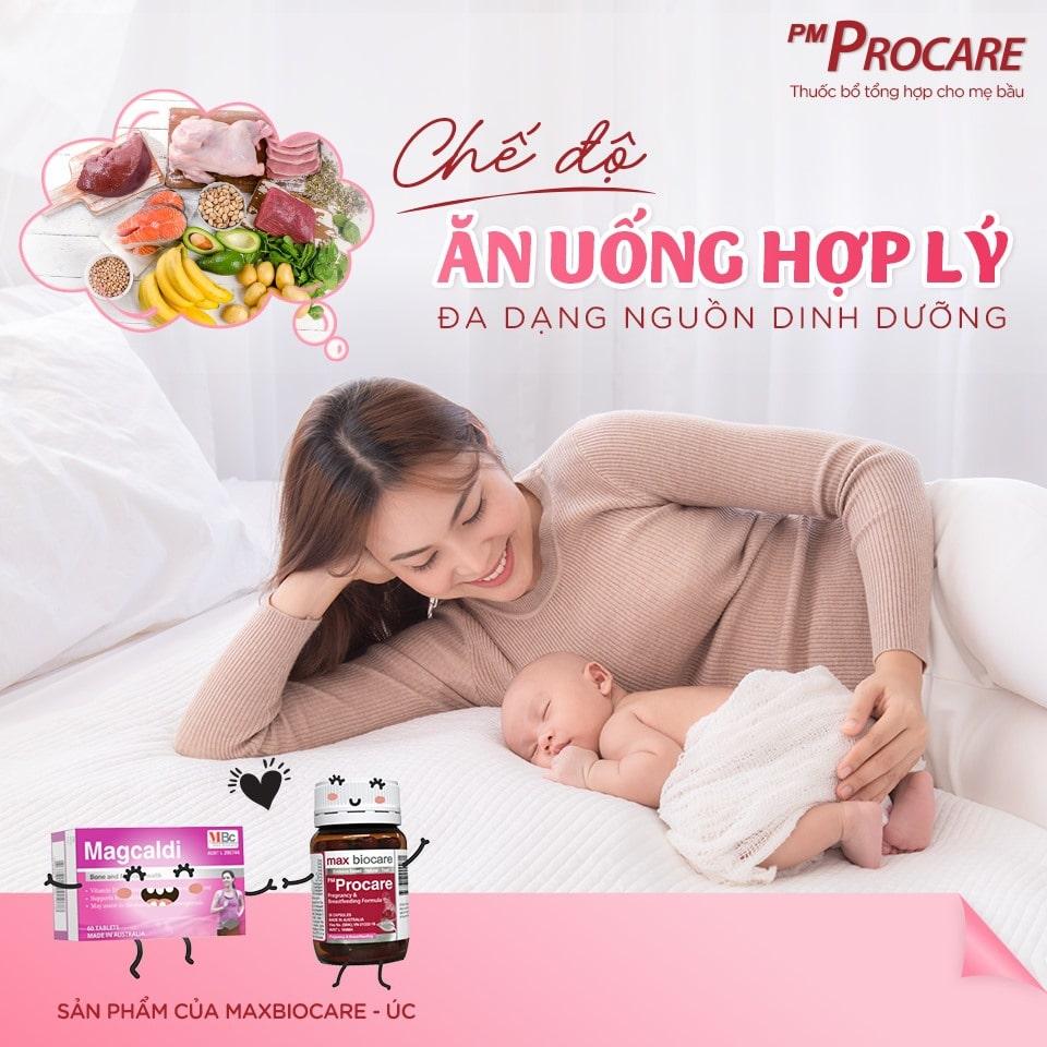 Tuyệt chiêu lợi sữa hiệu quả cho mẹ sau sinh 2