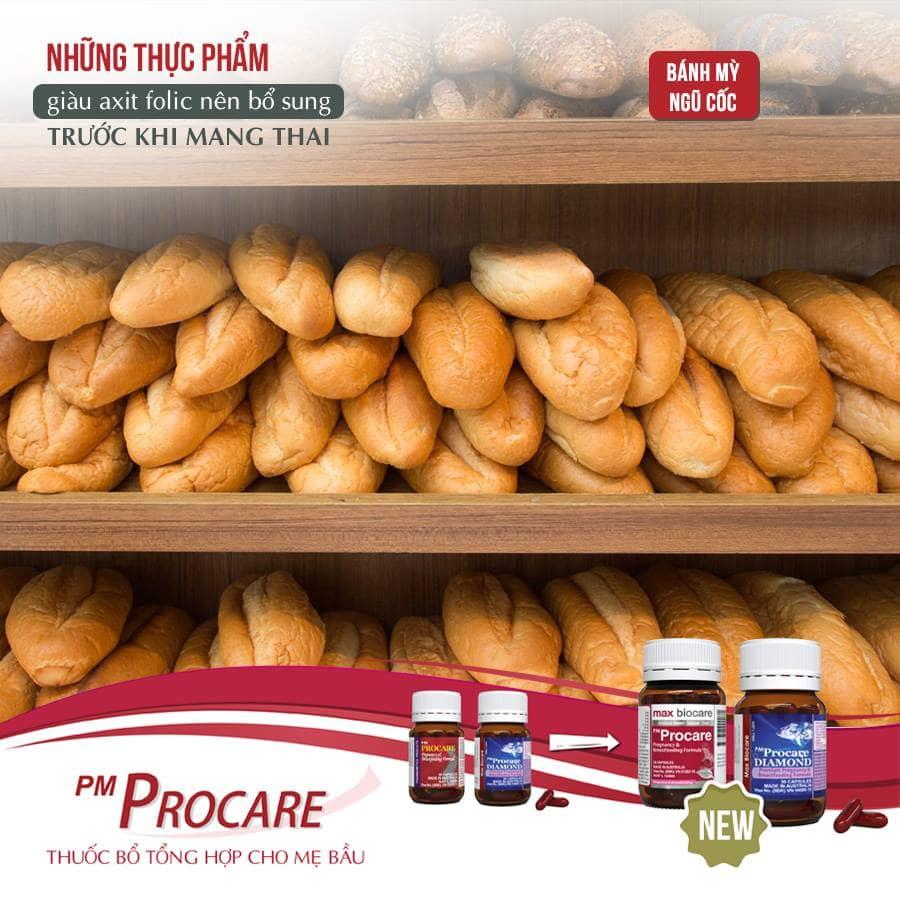 Bánh mì, ngũ cốc 1