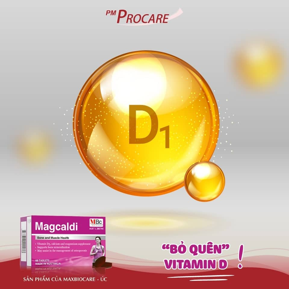 Bỏ qua vitamin D 1