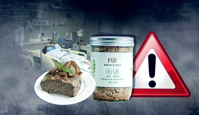 Thai phụ cẩn thận ngộ độc do ăn pate 1