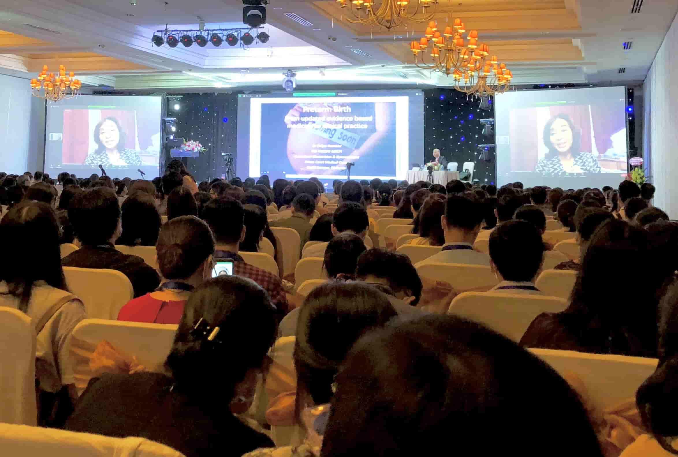 Hội nghị Sản Phụ khoa Việt - Pháp - Châu Á Thái Bình Dương lần thứ 20 2