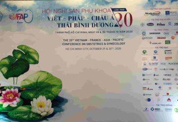 Hội nghị Sản Phụ khoa Việt – Pháp – Châu Á Thái Bình Dương lần thứ 20