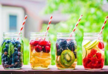 10 trái cây giải nhiệt mùa hè rất tốt cho mẹ bầu